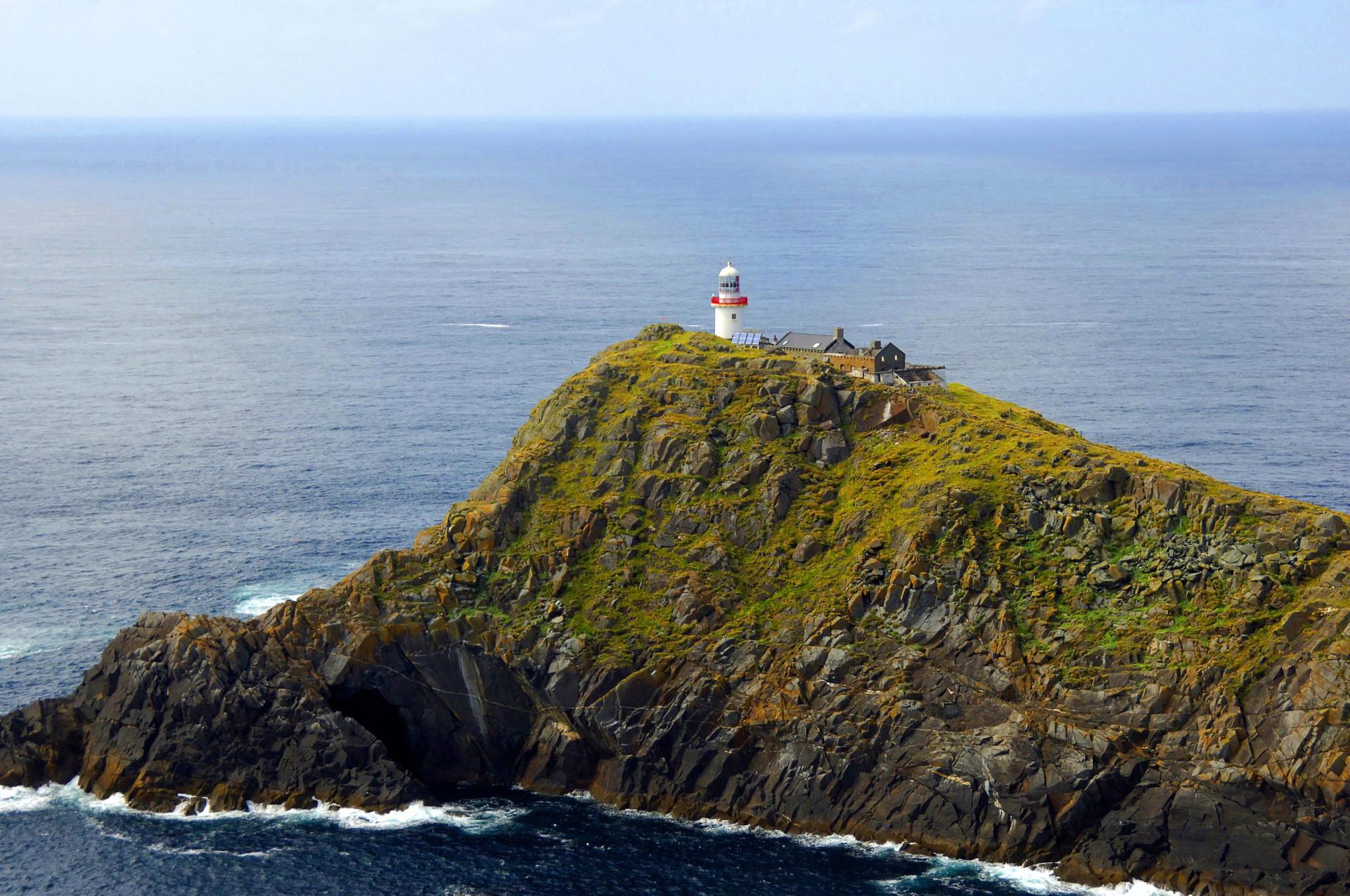 Blackrock Lighthouse, Co Mayo