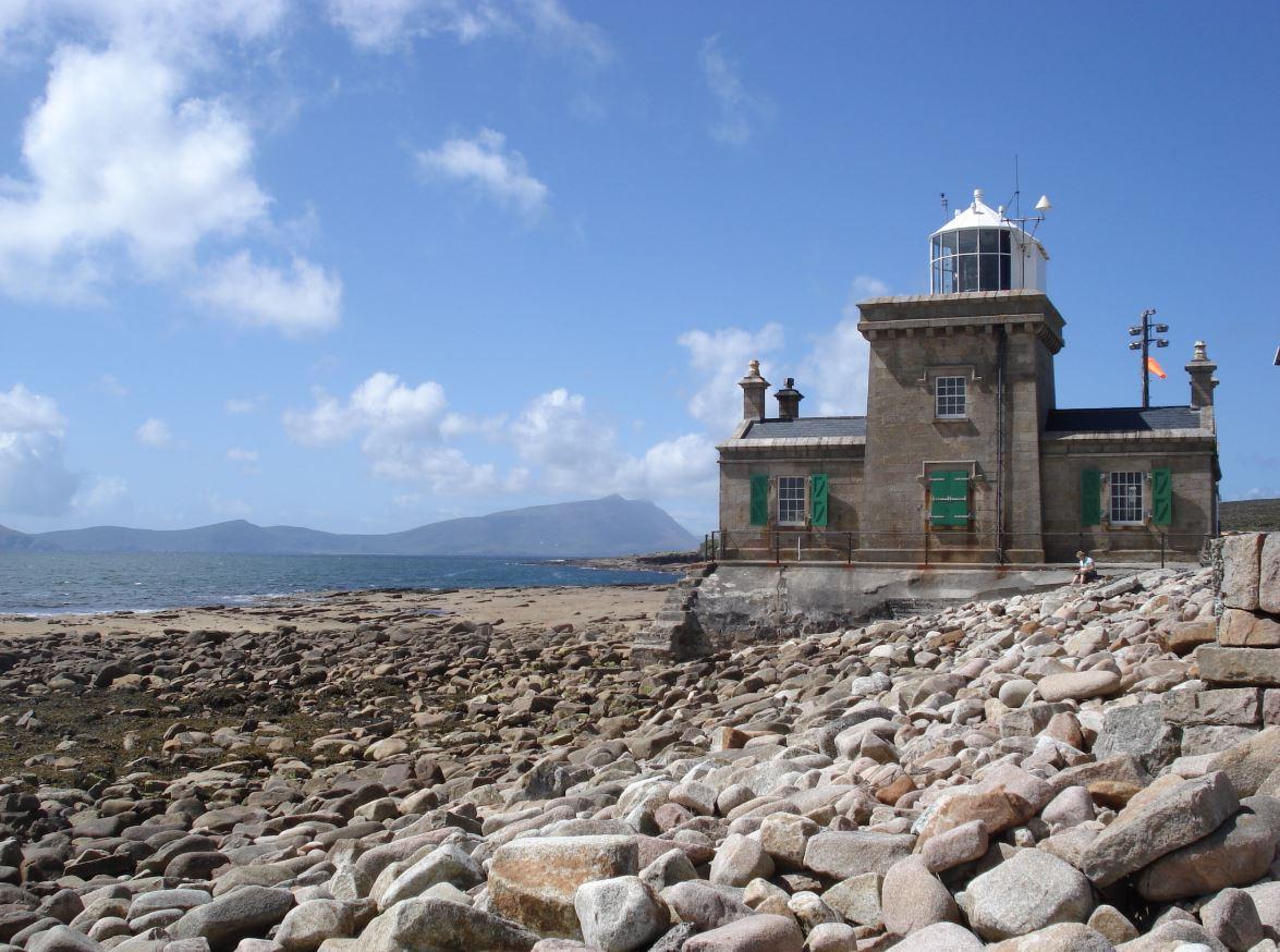Blacksod Lighthouse, Blacksod, Belmullet Co Mayo