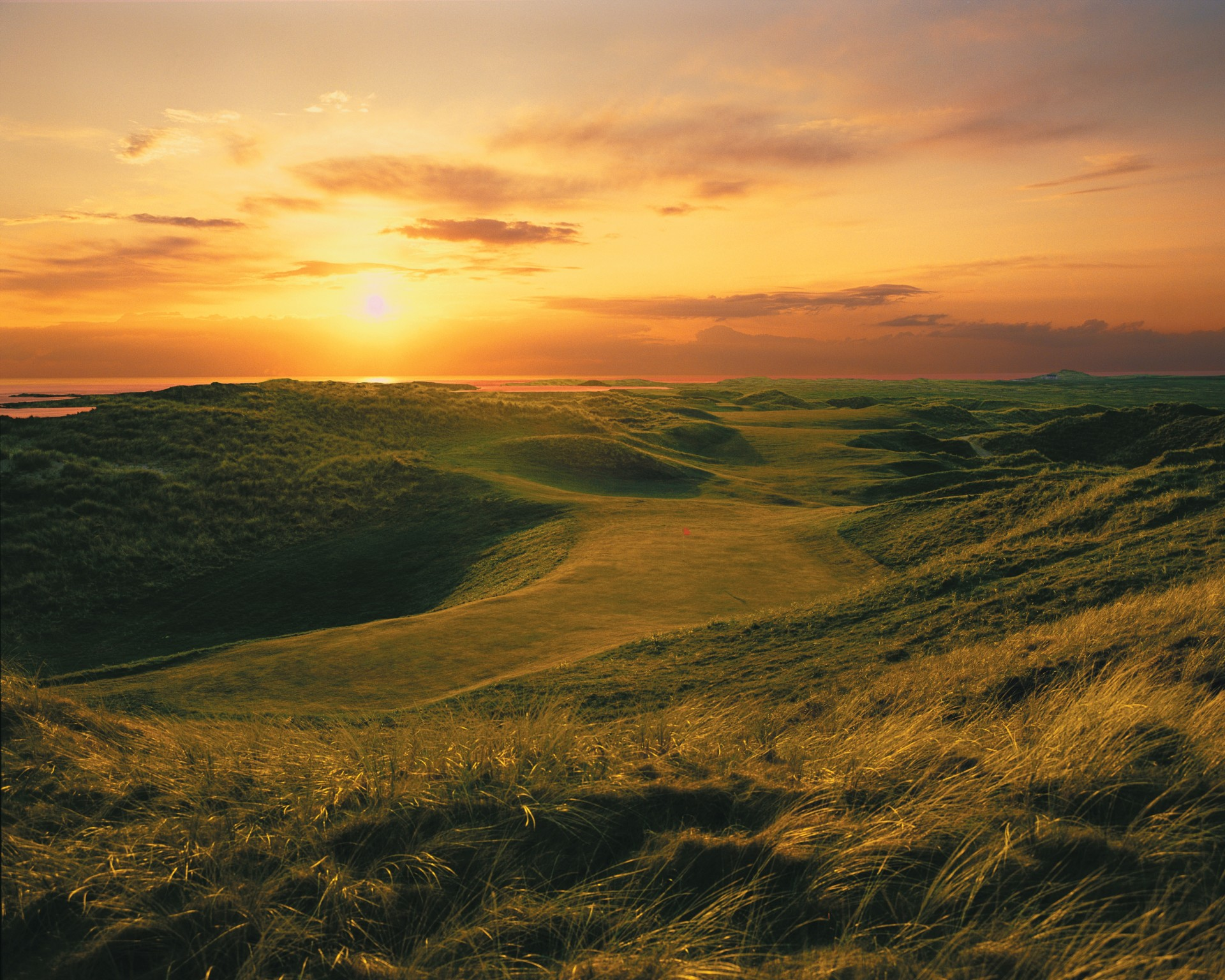 Carne Golf Links, Belmullet Co Mayo