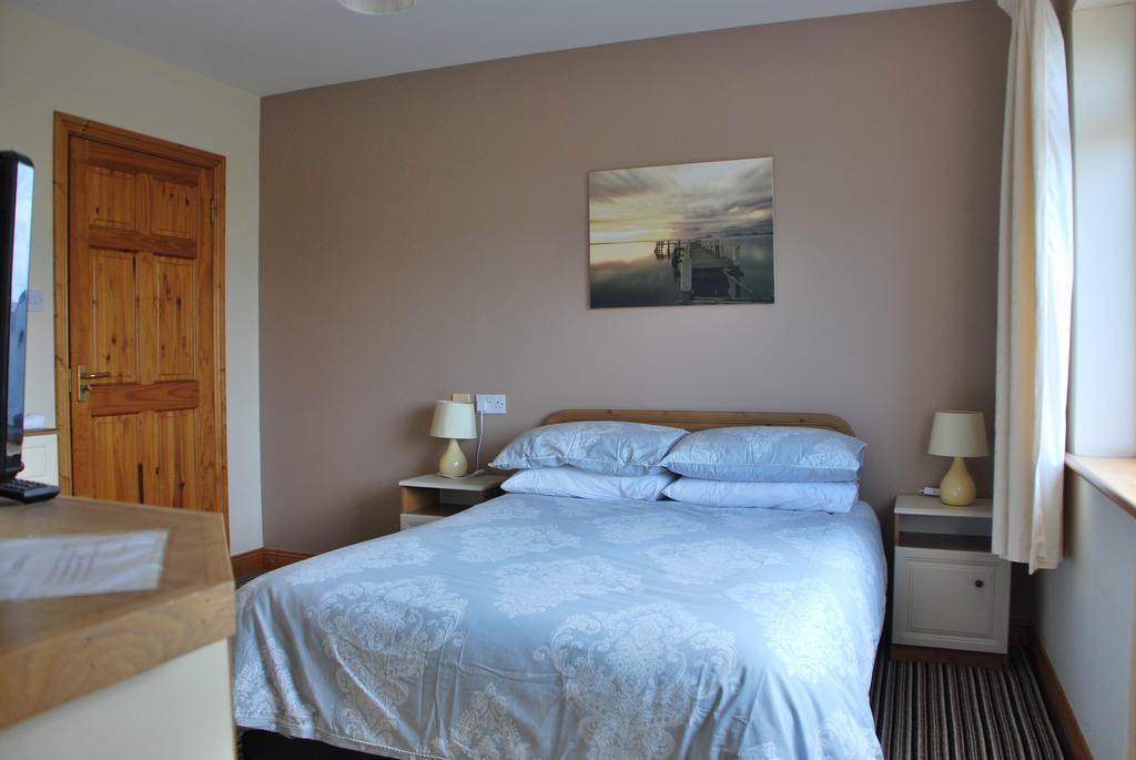 Kemar House bedroom, Carne Belmullet