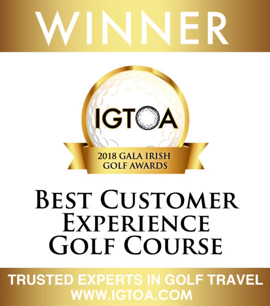Winner Logo_Boutique golf hotel of the year
