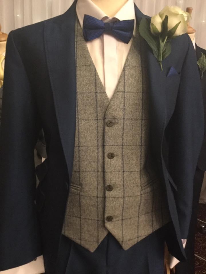 McAndrew's Drapery Belmullet, Suit Hire