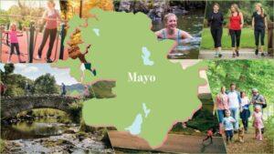 The Irish Times, one walk one run, one swim one