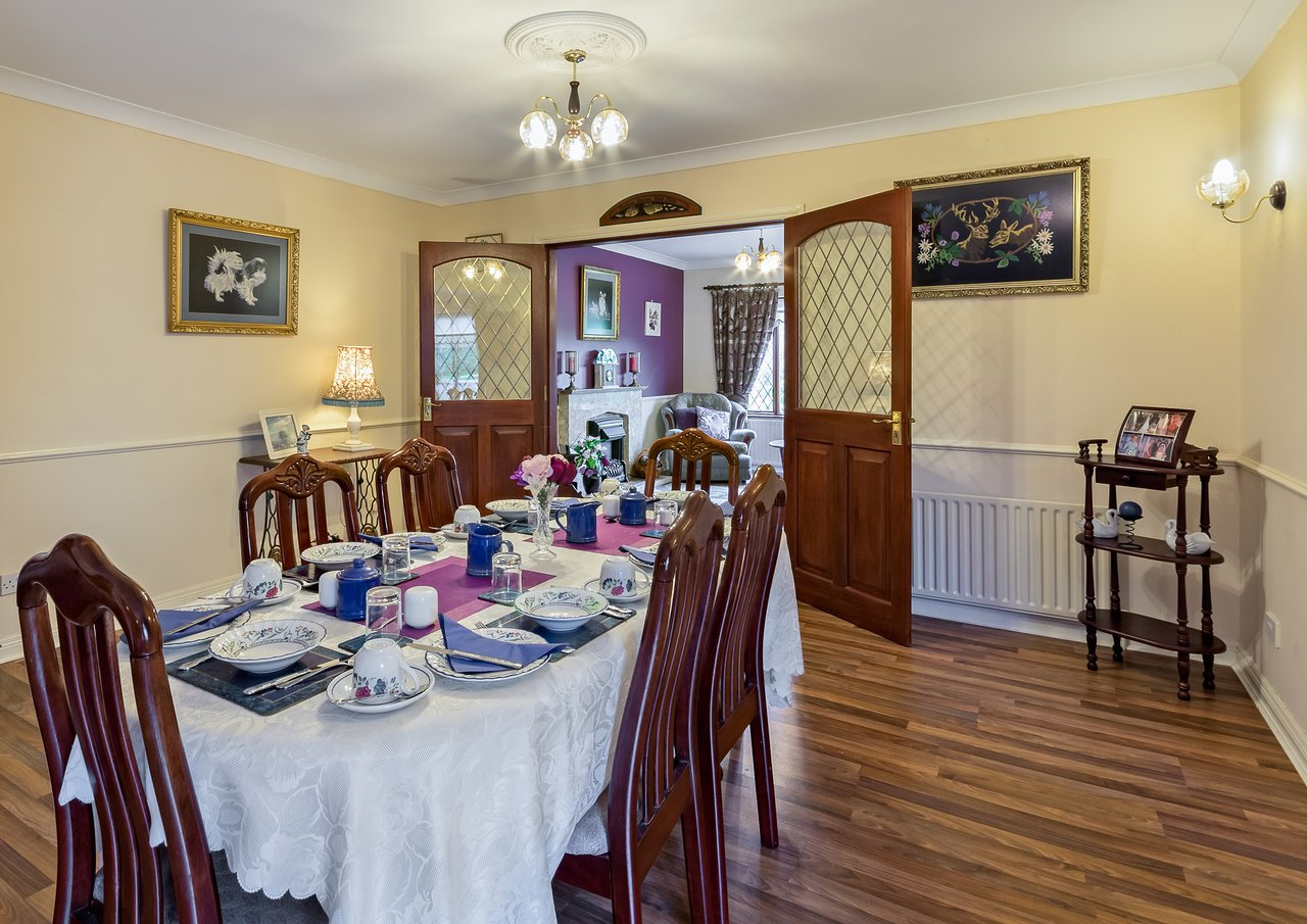 ennisdrum-house-breakfast room