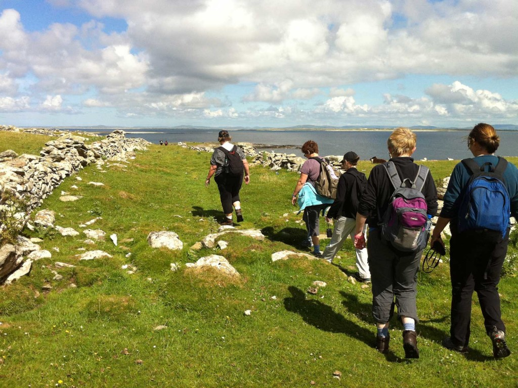 Tourism Pure Walking Groups Photo by Barry Murphy