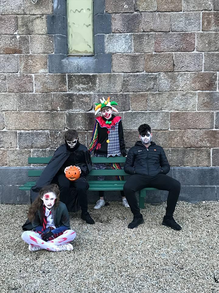 halloween town-belmullet