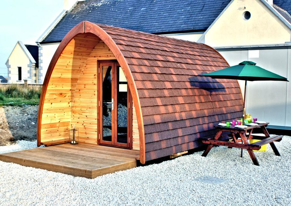 teach greannai pod self catering